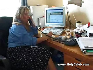 British BBW does it with young boys