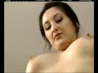 beautiful firl get fucked in sofa by her boss wife and husband