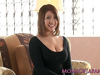 Mature mommy toyed and throatfucked