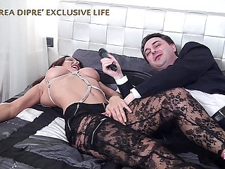 Nikita naked in bed with andrea dipre