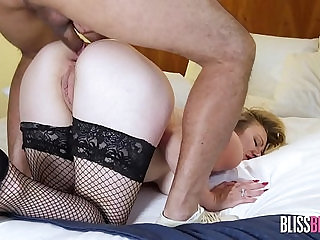 Anal Loving MILF Classy Filth Provides the Best Hangover Cure!