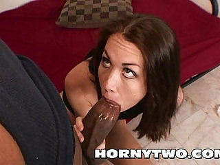 Interracial fucking tight milf with body small breast and juicy pussy