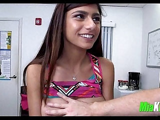 Mia khalifa very first porno