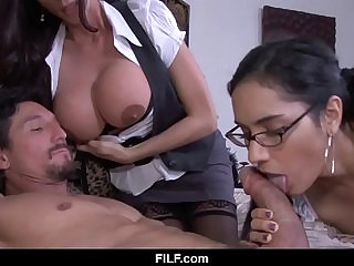 Filf my stepdaughter needs to learn how to fuck