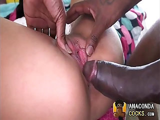 InterracialSex With Amateur And BigBlackCock
