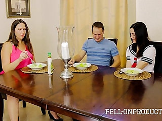 taboo passions sister fucks brother while mom watches addie juniper and madisin