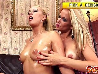 Oilshow with Carla Cox and Stacy Silver
