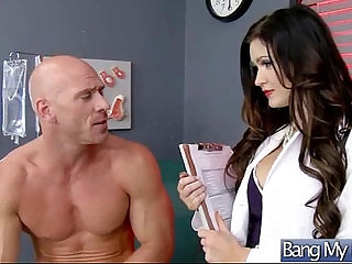 Sex Tape for money With dirty mind Doctor And Horny Slut Patient kendall karson vid 19