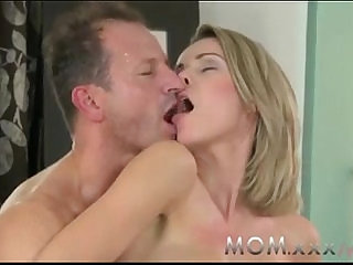 Hawt couple in nice lovemaking video