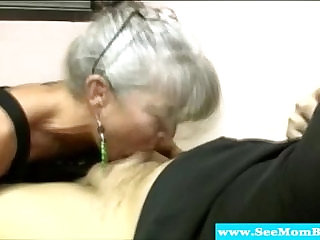 Hungry milf sucking dick and cant get enough