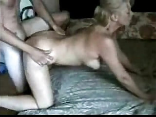 Real 40 yo mom fuck with young son for fun