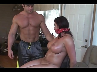 MILF From sexvideo.wtf Didnt Obey So She Is Punished