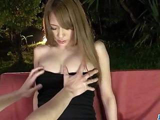 Sweet toy porn movie scenes with young Nami Itoshino