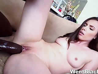Casey Calvert Too Pretty for Monster black Cock