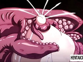 hentai girls with bigboobs getting tentacled.