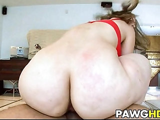 HUGE ass babe Hollywood gets bangedbanged