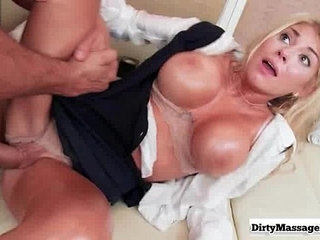 Sex Hardcore Oily Massage from Dirty Masseur 18