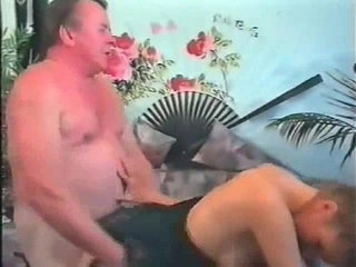 Blonde mature playing with older guy sexvideo.wtf