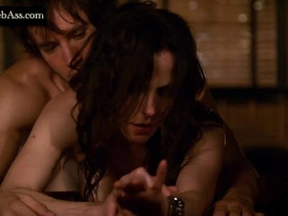 Mary Louise Parker Belt Spanking and Doggy in Weeds